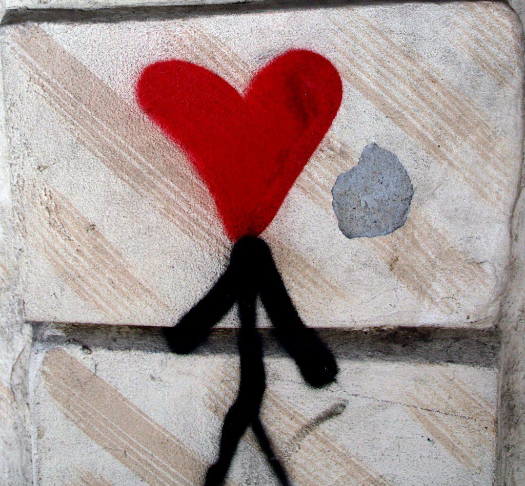 heart headed