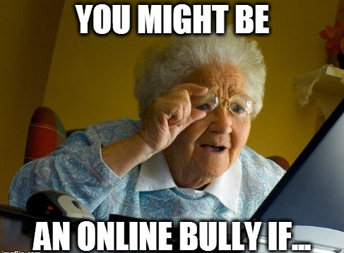 online bully pic