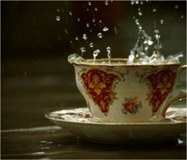 """Capturing Rain in a Teacup?"" What does it mean to be spiritual but not religious?"